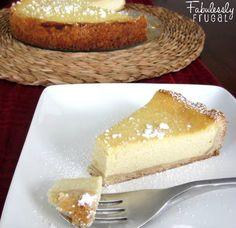 ricotta pie dessert