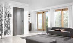 DVEŘE: Interiérové laminované dveře ELISTA, lamino | SIKO Divider, Curtains, Furniture, Design, Home Decor, Luxury, Blinds, Decoration Home, Room Decor