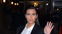 Kim Kardashian : elle connaît les fringales de grossesse