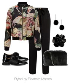 Designer Clothes, Shoes & Bags for Women Miss Selfridge, Feminine, Pearl, Chanel, Shoe Bag, Stylish, Womens Fashion, Polyvore, Stuff To Buy