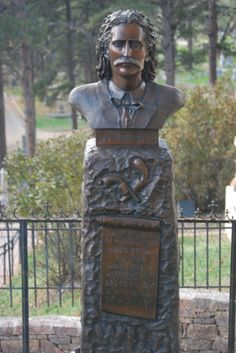 Been to Wild Bill's gravesite in Deadwood. Love that crazy little town. #travel