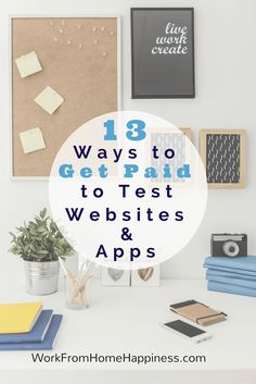 Get paid to test websites and apps with usability testing jobs! This is a fun and easy way to earn extra money online just by speaking out loud.