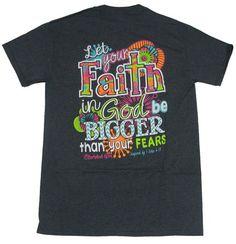 Cherished Girl Women's Faith - T-Shirt