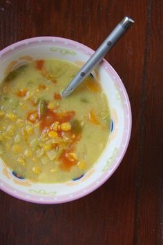 Slow Cooker: Yellow Split Pea Soup // neverhomemaker