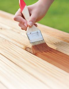 Get a new looking deck in one day the Natura way!