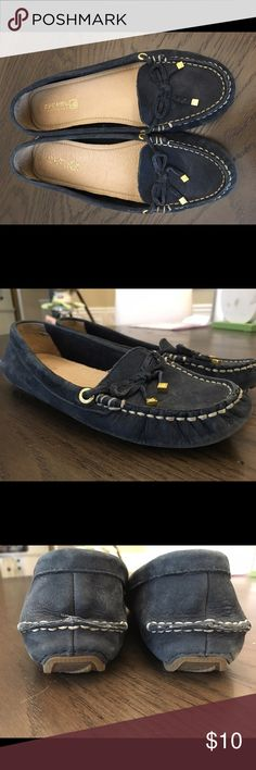 Sperry size 6 navy loafers Sperry Sperry Shoes Flats & Loafers