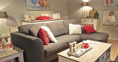 Cómo decorar una estancia pequeña  #Inmobiliaria #ElPrimerPiso #Creixell Http://elprimerpiso.es