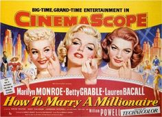 How to Marry a Millionaire, c.1953