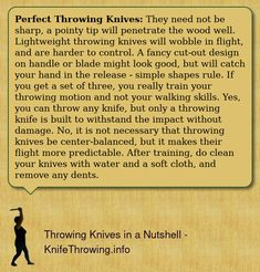 The scope on the features a perfect throwing knife really needs. #ThrowingKnives #ThrowingKnife #KnifeLife