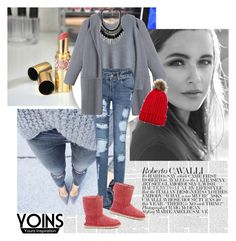 """""""Yoins 12/1"""" by worldoffashionr ❤ liked on Polyvore featuring UGG Australia, women's clothing, women, female, woman, misses, juniors and yoins"""