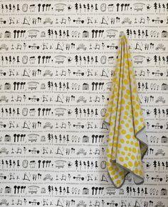 Ilustraciones originales en tu pared con Fine Little Day