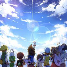 I fully admit to loving the Gen1 Digimon cartoon