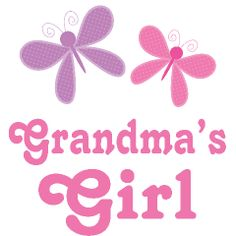 grandmother and granddaughter reading book clipart - Google Search