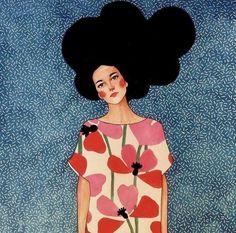 Fashion Illustration Portrait Collage Ideas For 2019 Art Watercolor, Illustration Art, Illustrations, Portrait Art, Pop Art, Art Drawings, Art Paintings, Art Photography, Prints