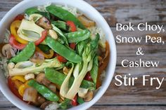 Enjoy the crisp, delicate taste of baby bok choy in this quick cooking ...