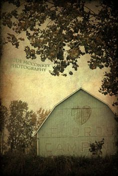 barn farmland landscape photography 10x15 by judeMcConkeyPhotos