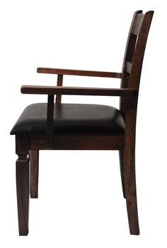 MR-P 081 ARM CHAIR - SIDE VIEW