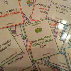 Produkt - Úkoly na kartách pro dílnu čtení Literatura