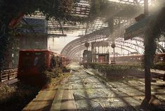 Nerdcore › Post Apocalyptic Berlin