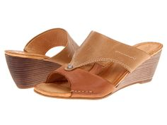 Naya Fabiana Corda Tan/Brandy Leather - 6pm.com