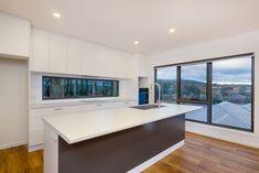 Green Homes Australia - Your Trusted Green Home Builder Sliding Glass Door, Sliding Doors, Interior Design Kitchen, Interior Decorating, Kitchen Inspiration, Design Inspiration, Electricity Usage, Green House Design, Energy Efficient Homes