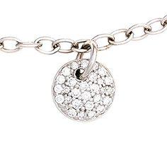 Damen-Armband 29 Diamant-Brillanten 14 Karat (585) Weißgold 0.34 ct. 18.5 cm Dreambase http://www.amazon.de/dp/B00N5C55QY/?m=A37R2BYHN7XPNV