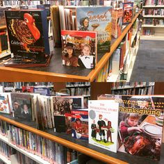 Thanksgiving is NEXT week! (Yep, can you believe it?!)  Stop by our Children's Dept to pick up some books about this day to give thanks.