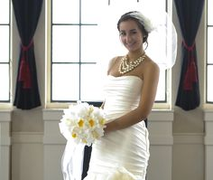 Brides-to-Be the Guests of Honor of Upcoming Grace Meets Glamour Bridal Show hosted by Christina Currie Events at Biltmore Country Club... http://wp.me/p1NGbX-Kar
