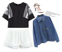 """""""LUCLUC.COM"""" by myestilo ❤ liked on Polyvore featuring Retrò, NightOut and classy"""