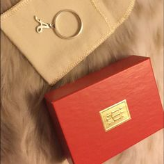 James Avery Dangle ring with A initial charm James Avery dangle ring with A charm. Size 9. Gift box and cloth bag included. James Avery Jewelry Rings