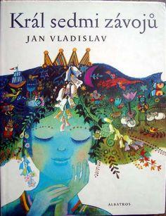 Book of KRAL SEDMI ZAVOJU/Josef Palecek/1998