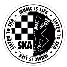 Ska, ska, ska un pequeño homenaje a mis 1500 primeros pins. Long Live Ska!