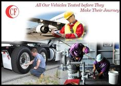 All our vehicles used at land #transportation, our #ships and our #cargo bearing planes are tested before they make their journey. Ocean care forwarders pvt ltd