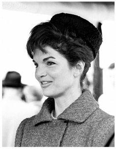 Jackie Onassis Pillbox Hat