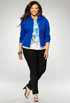 Plus Size Hip Topper | Plus Size Outfits | Avenue