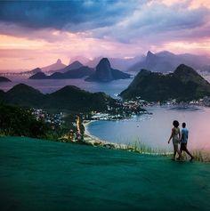 """brazilwonders: """"Rio de Janeiro (via Embratur - Instituto Brasileiro de Turismo) """""""