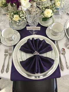 The Royal Garden Tablescape   2016 Ladies Tea
