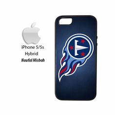 Tennessee Titans Custom #2 iPhone 5/5s HYBRID Case Cover