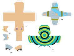 Paper Crafts: Nefera by KPenDragon.deviantart.com on @deviantART