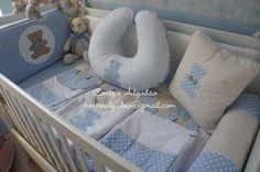 Kit Berço para decorar quarto de bebê54