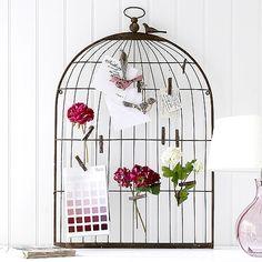 birdcage + notes