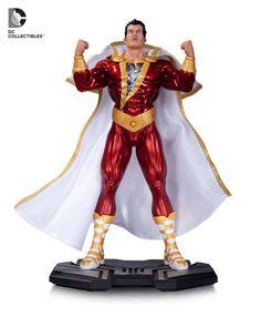 Hot Toys Shazam : shazam, Icons, Statues, Ideas, Icons,, Collectibles,, Comics