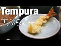 Amazing tempura in Tokyo at Tenmatsu restaurant - http://youtu.be/PwY4fWJMSLc