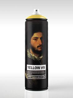 Spray Paint For True Artists, FIRMA.
