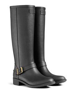 34d8afe31736 Belsize Mercer Wellington boot by Hunter Pink Cowgirl Boots