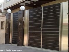 Varieties house gate design that can be appropriate for a person house gate design ss main gate design manufacturers amp suppliers in mumbai india MWRCKFH :separator:Varieties house gate design that can be appropriate for a person Modern Main Gate Designs, Iron Main Gate Design, Home Gate Design, Gate Wall Design, House Main Gates Design, Door Design Interior, Main Door Design, Modern Steel Gate Design, Latest Main Gate Designs