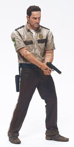 McFarlane The Walking Dead Series 1: Rick Grimes