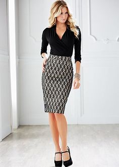 Love this skirt... Maybe a bit too long?