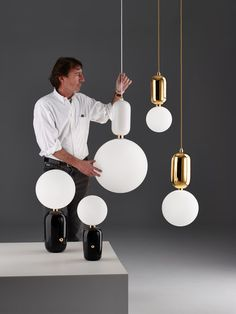 General lighting | Suspended lights | Aballs | PARACHILNA | Jaime ... Check it out on Architonic