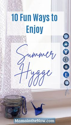 It's SUMMER TIME and you know what that means: summer hygge. It's time to connect with friends and family with these fun summer hygge ideas! Catch the summer vibes with these fun summer family fun activities. Summer fun for the whole family! #Hygge #Summer #SummerFun #FamilyFun #SummerActivities #MamaintheNow Enjoy Summer, Happy Summer, Summer Time, Summer Fun, Summer Hygge, Hygge Life, Water Balloons, Summer Memories, Summer Activities